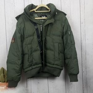 Triple F.A.T. Goose jacket